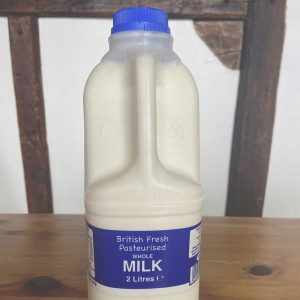 2 Litre Whole Milk