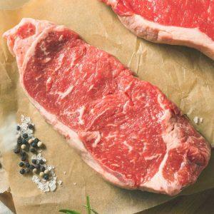 28-Day Matured Grass Fed Beef Sirloin Steak