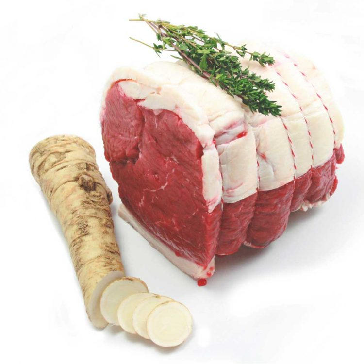 28-Day Matured Grass Fed Beef Topside Joint