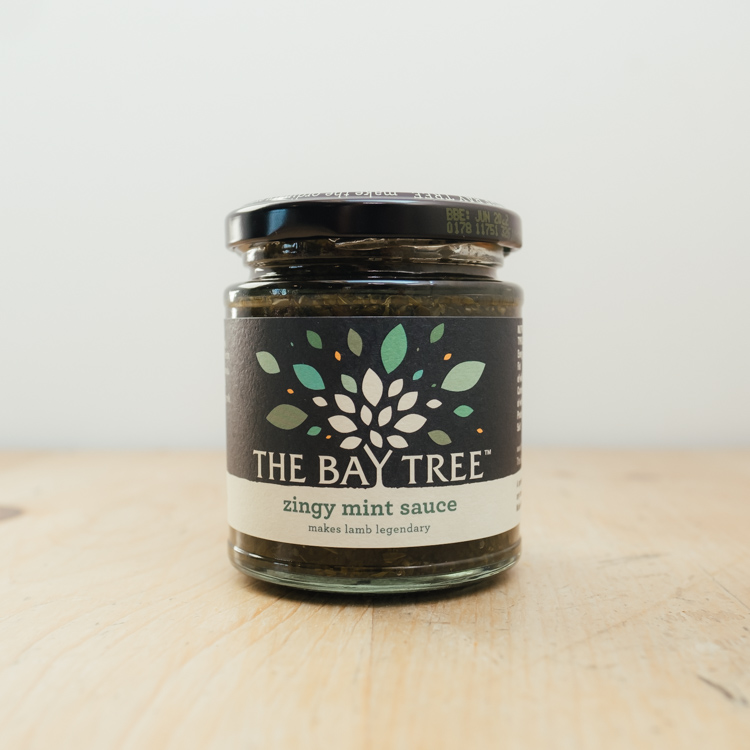 Hilltop Farm shop's product: Bay Tree Zingy Mint Sauce