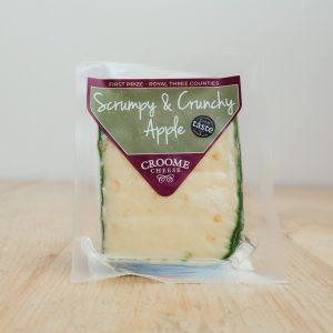 Hilltop Farm shop's product:Croome Cheese Scrumpy & Crunchy Apple