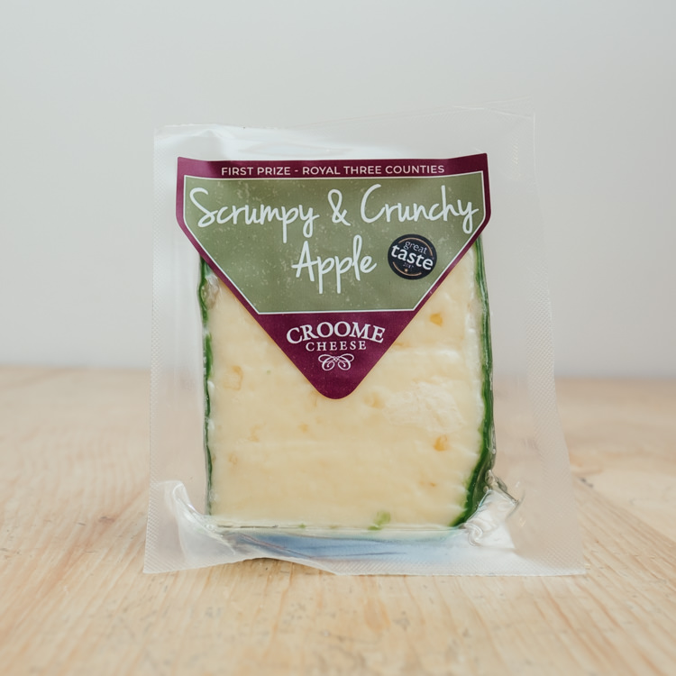 Hilltop Farm shop's product:Croome Cheese Scrumpy & Crunchy Apple
