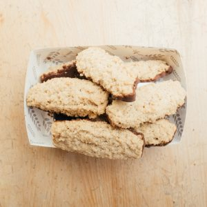 Hilltop Farm shop's product: Farmhouse Biscuits Chocolate Shortbread
