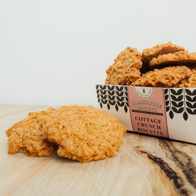Hilltop Farm shop's product: Farmhouse-Biscuits-Cottage-Crunch-2