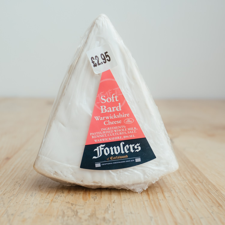 Hilltop Farm shop's product:Fowlers Soft Bard