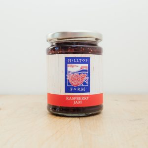 Hilltop Farm shop's product:Hilltop Farm Raspberry Jam
