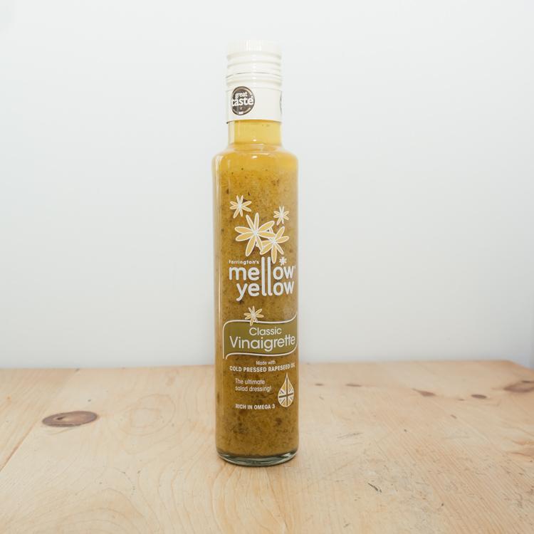 Hilltop Farm shop's product: Mellow Yellow Classic Vinaigrette Dressing