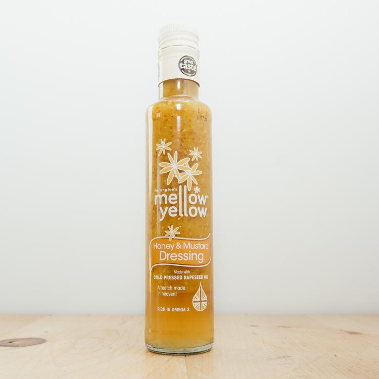 Hilltop Farm shop's product: Mellow Yellow Honey Mustard Dressing