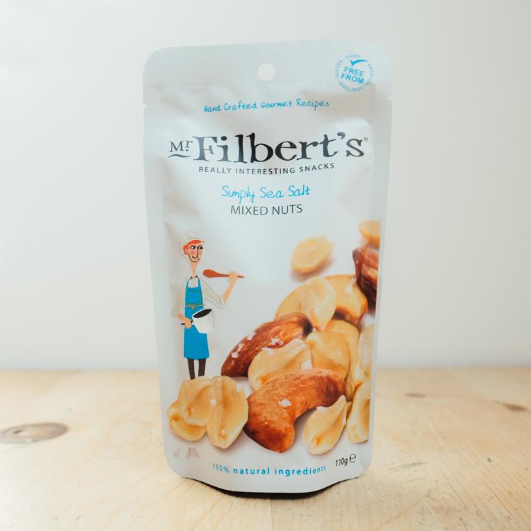 Hilltop Farm shop's product: Mr Filberts Mixed nuts