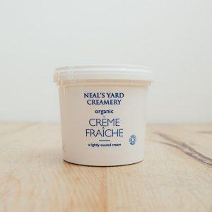 Hilltop Farm shop's product: Neal's Yard Creamery Creme Fraiche