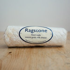 Hilltop Farm shop's product: Neals-Yard-Creamery-Ragstone-Goats-Cheese