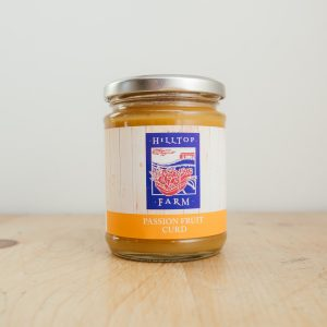 Hilltop Farm shop's product: Passion Fruit Curd