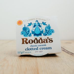 Hilltop Farm shop's product:Rodda's Cornish Clotted Cream Small