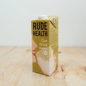 Rude Health Oat drink (milk alternative)
