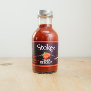 Hilltop Farm shop's product:Stokes Tomato Ketchup
