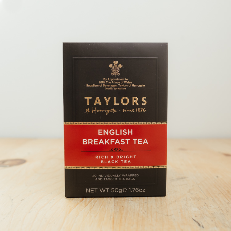 Hilltop Farm shop's product: T of H English Breakfast Tea