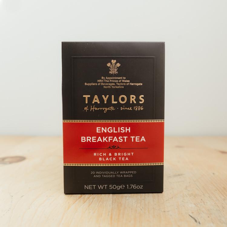 Hilltop Farm shop's product: T of H English Breakfast Tea
