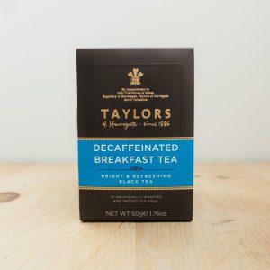 Hilltop Farm shop's product: T of H Decaffeinated Tea