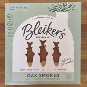 Bleikers Oak Smoked Salmon
