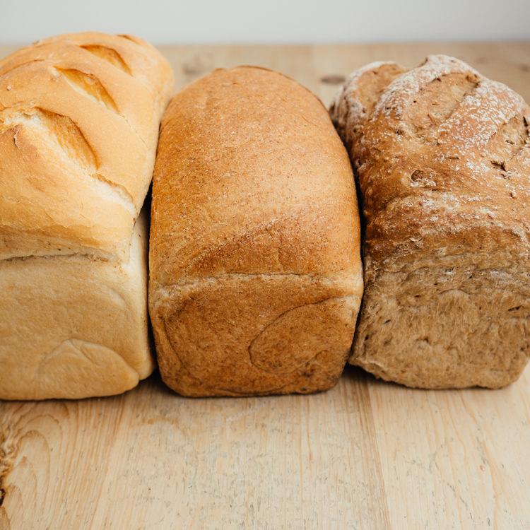 Hilltop farm bread range