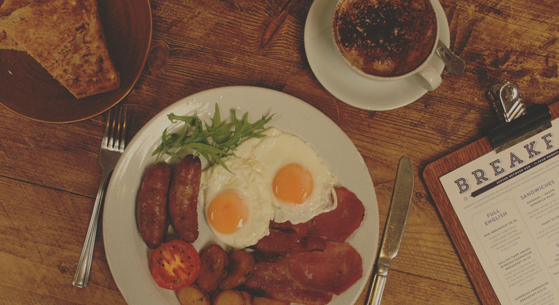 Breakfast Takeaway - Leamington Spa