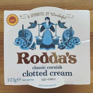Rodda's Classic Cornish Clotted Cream Small