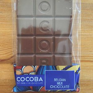 Cocoba Milk Chocolate Bar