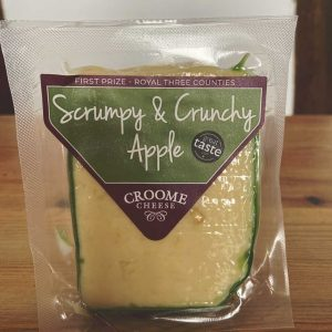 Croome Cheese Scrumpy & Crunchy Apple