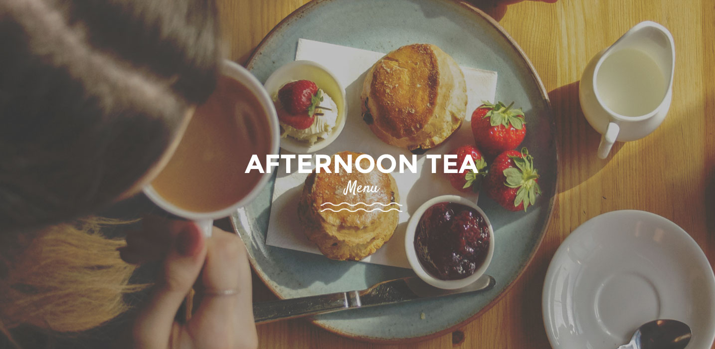 View the Afternoon Tea Menu