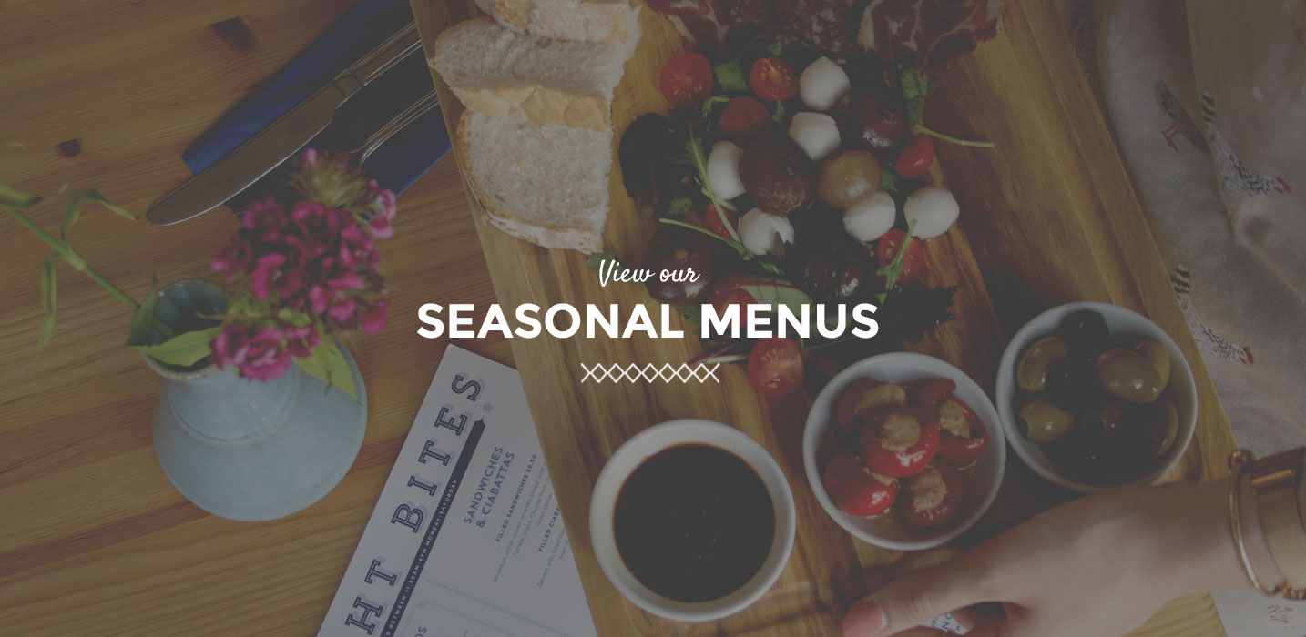 View our Seasonal Menus