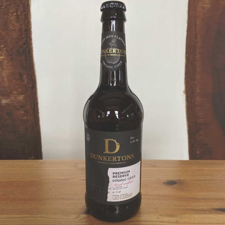 Dunkerton's Organic Cider