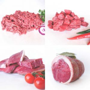 Family Beef Meat Box
