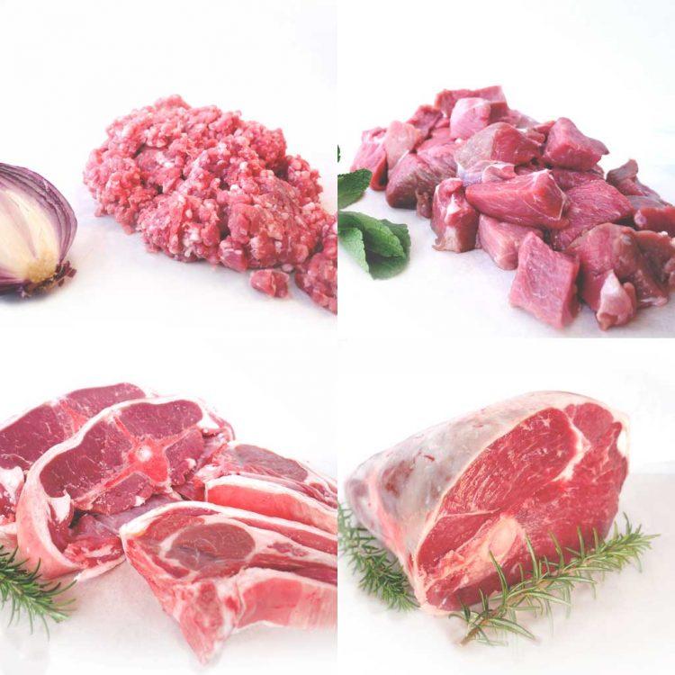 Family Lamb Meat Box