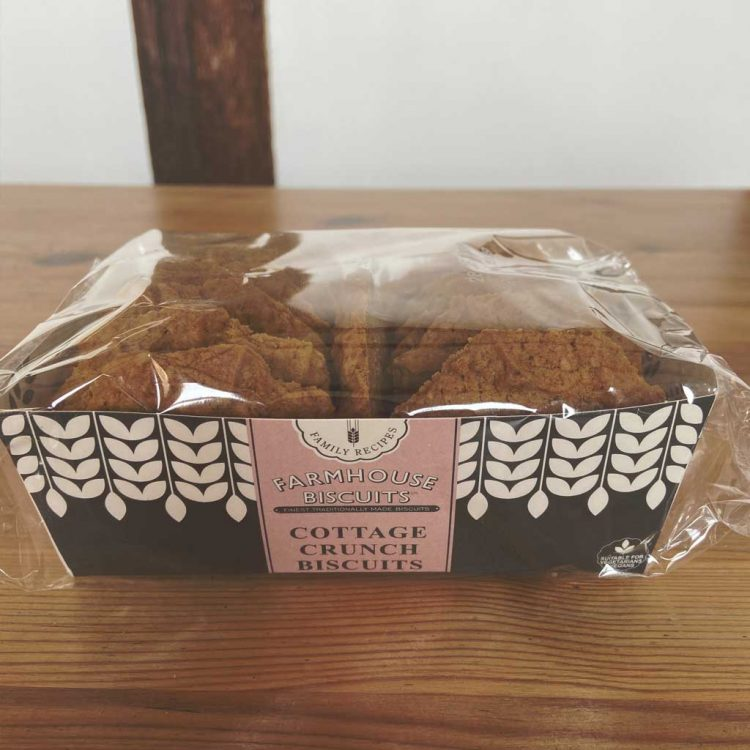 Farmhouse Biscuits Cottage Crunch