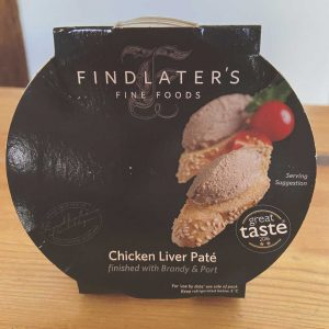 Findlater's Chicken Liver Pâte