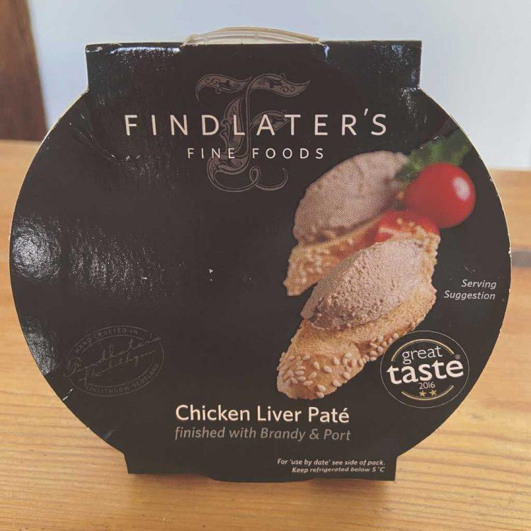 Findlater's Chicken Liver Pâte