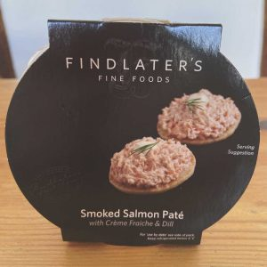 Findlater's Smoked Salmon Pâte