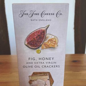 The Fine Cheese Company Fig, Honey & Extra Virgin Olive Oil Crackers