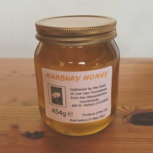 Harbury Clear Honey