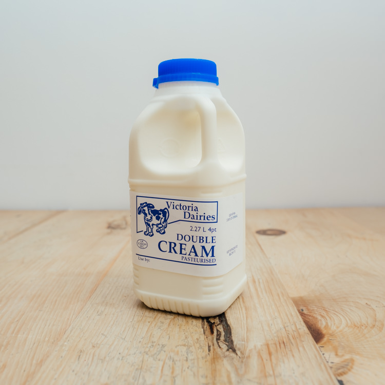 Hilltop Farm shop's product: double_cream