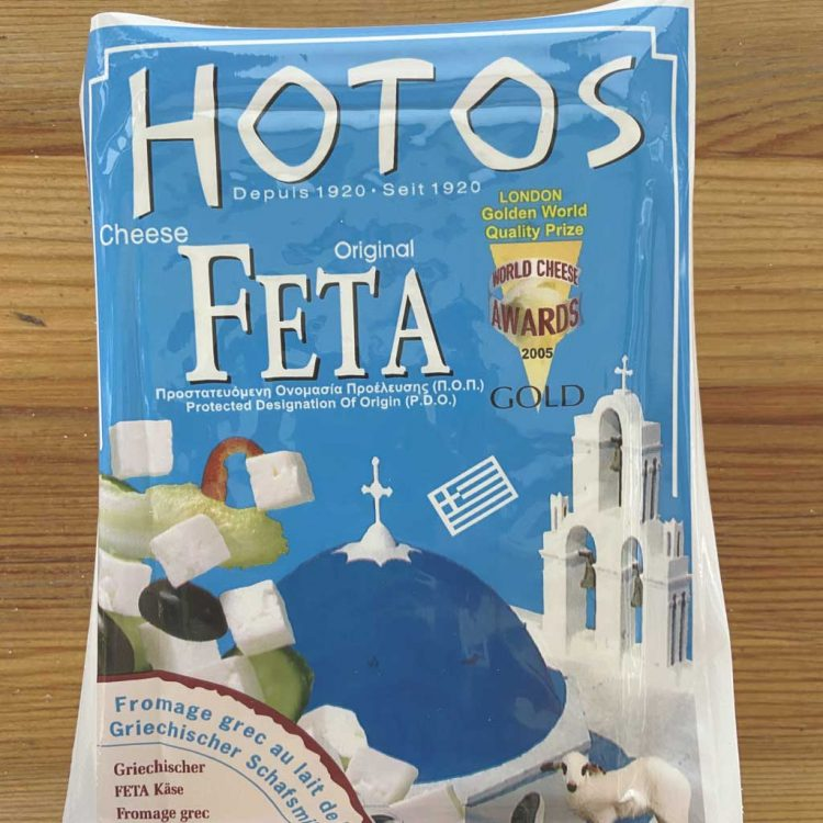 Hotos Feta Cheese