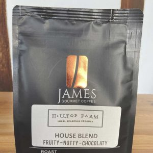 James Gourmet Coffee - House Blend