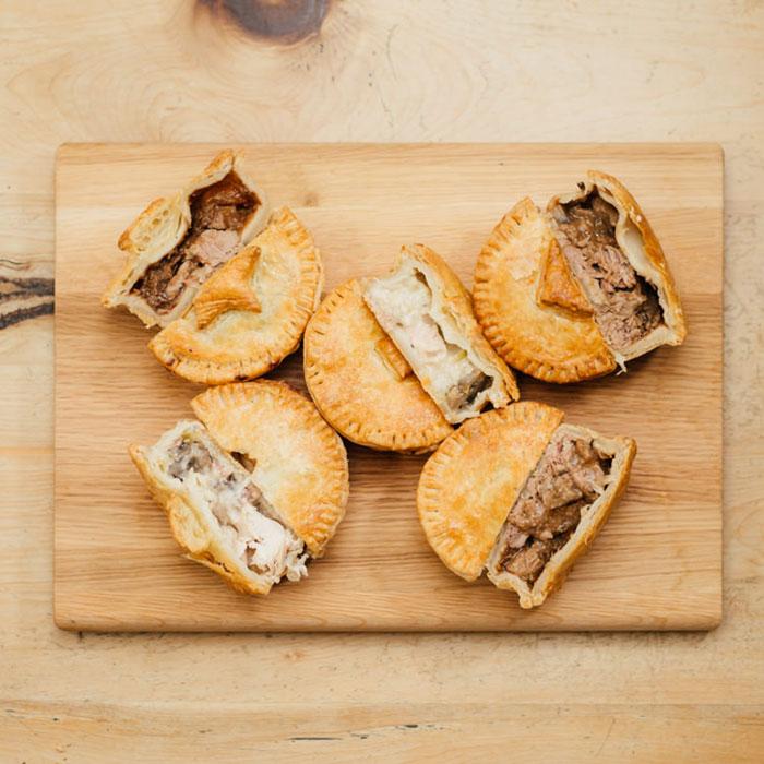 Meat Pies Deli Counter - Hilltop Farm