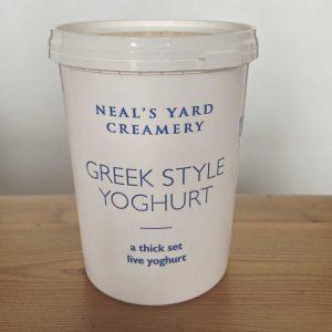 Neal's Yard Creamery Greek Style Yoghurt