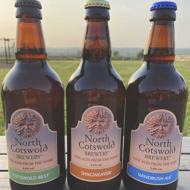 North Cotswold Brewery 3 pack