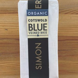 Simon Weaver Cotswold Blue Veined Brie