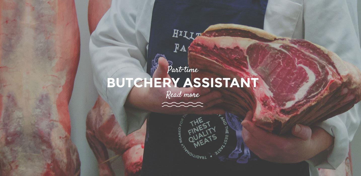 Butchery Assistant