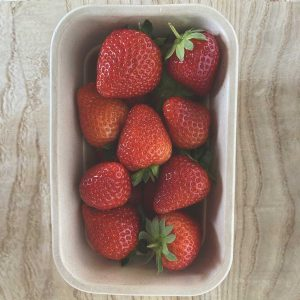 Punnet of Strawberries