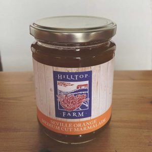 Hilltop Farm Seville Orange Marmalade