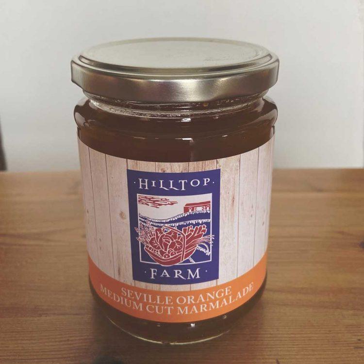 Hilltop Farm Seville Orange Marmalade